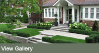 View landscape design gallery