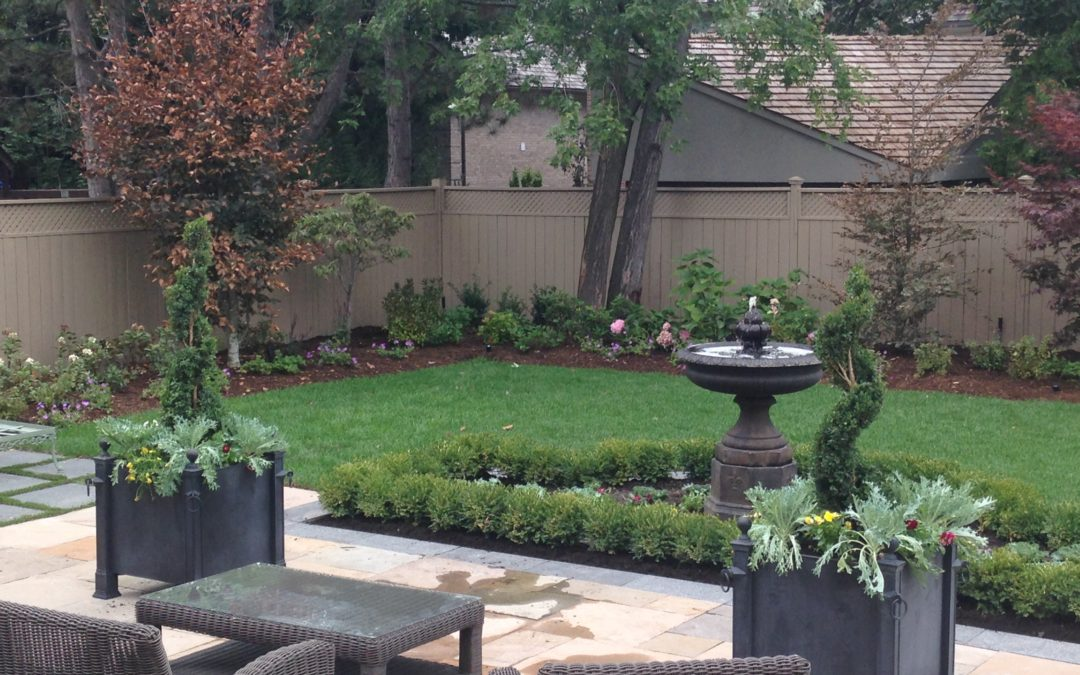 TORONTO RESIDENTIAL CONTAINER GARDENING