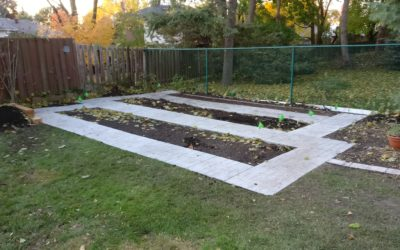 TORONTO RESIDENTIAL VEGETABLE GARDENING