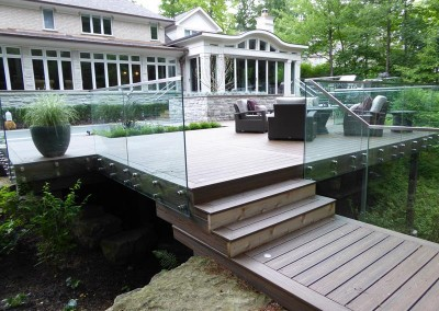 cantilever-deck