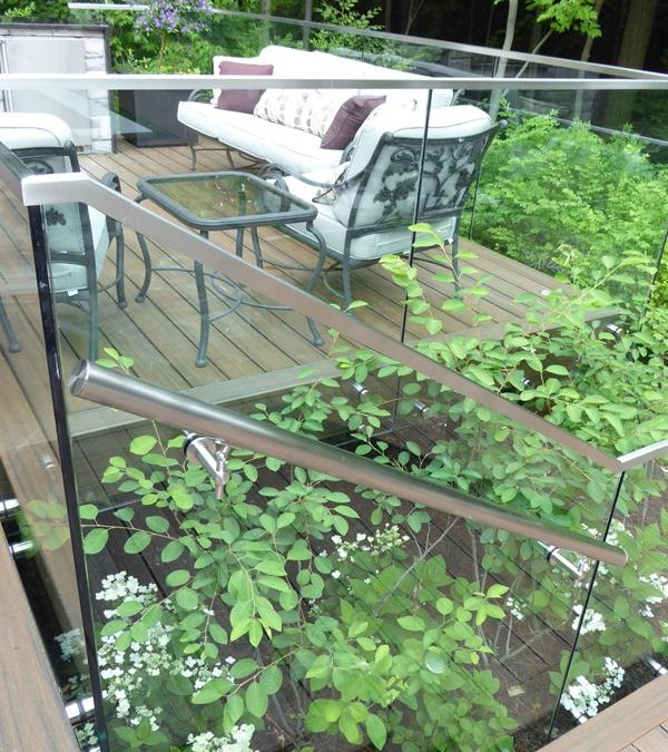 RAILINGS FOR EVERY SITE