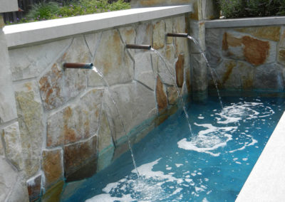 water/feature/Landscape/Design