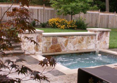 hot/tub/Landscape/Design