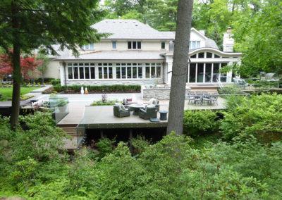 contemporary/deck/Landscape/Design