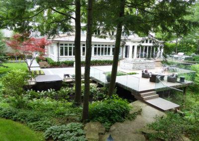 deck/contemporary/Landscape/Design