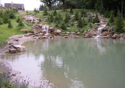 Mulmur/waterfall/Landscape/Design